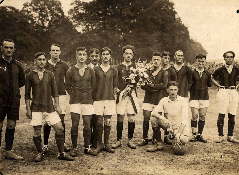 Calcio antico - Franco Boggero