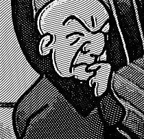 Un uomo in gran pericolo - Franco Boggero