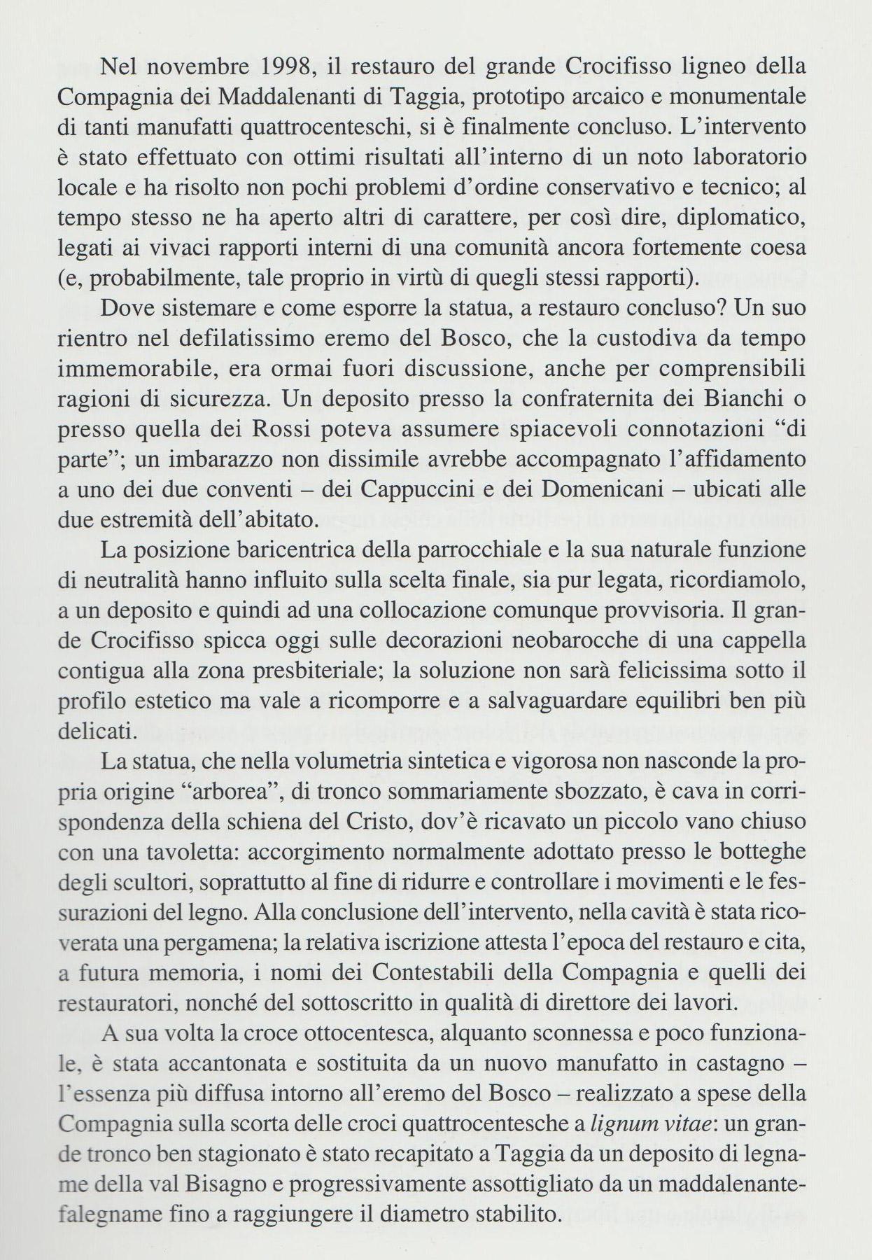 Il Bosco - Franco Boggero - Storico dell'Arte e Cantautore