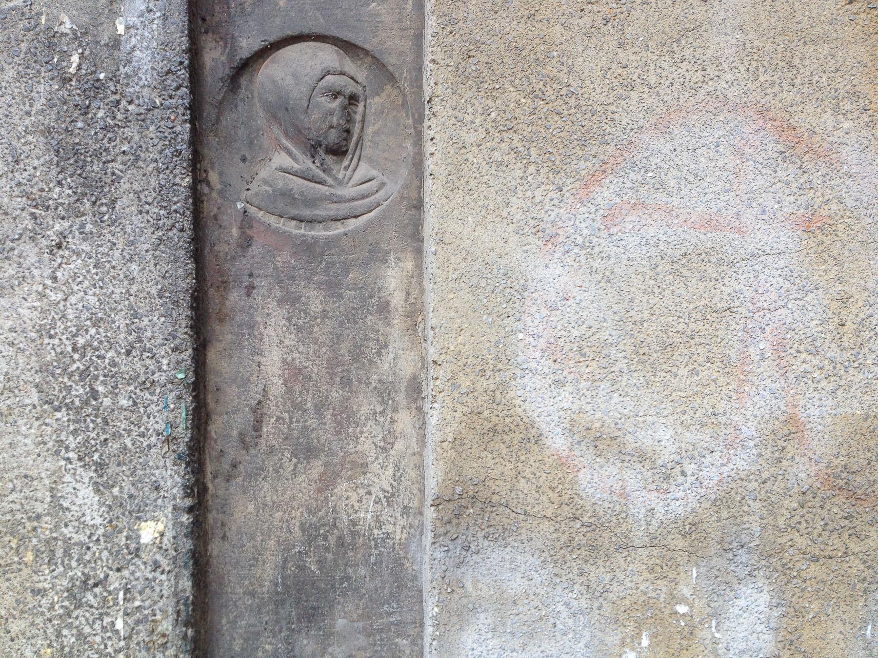 Frati poco visibili - Franco Boggero storico dell'arte