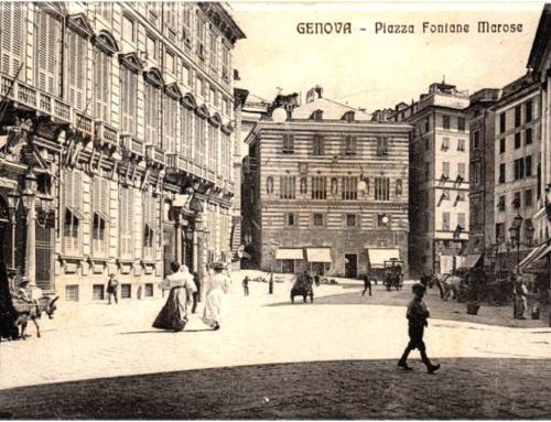 Fontane Marose (Piazza) – di Gianni Priano