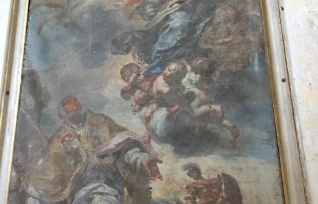 Pietrischetto sul piano viabile Franco Boggero - storico dell'Arte e Cantautore